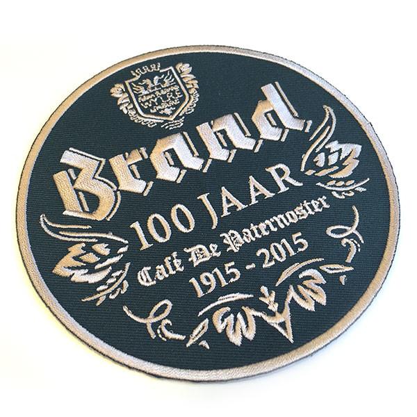 100 Jaar Brand Bier in Café de Paternoster